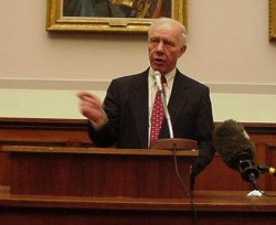 Representative Jim Oberstar (Photo: Wikimedia)