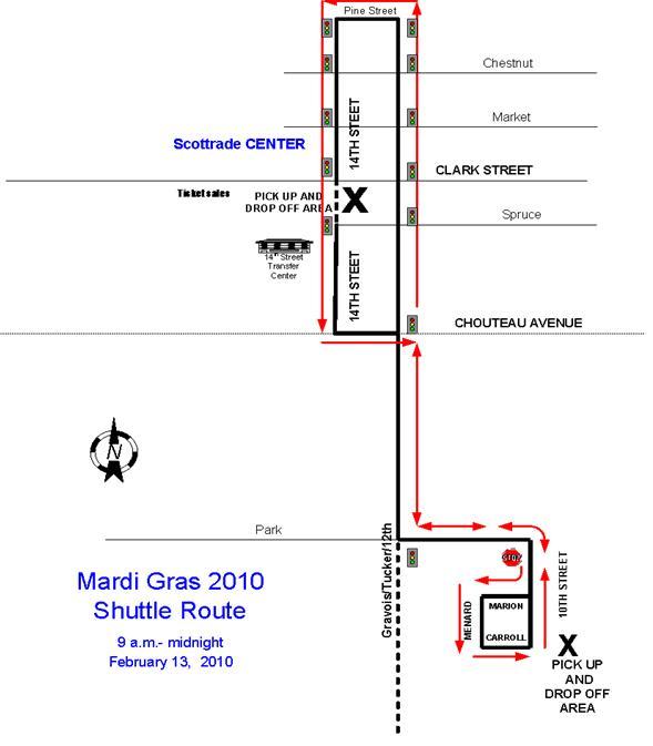 shuttle-map