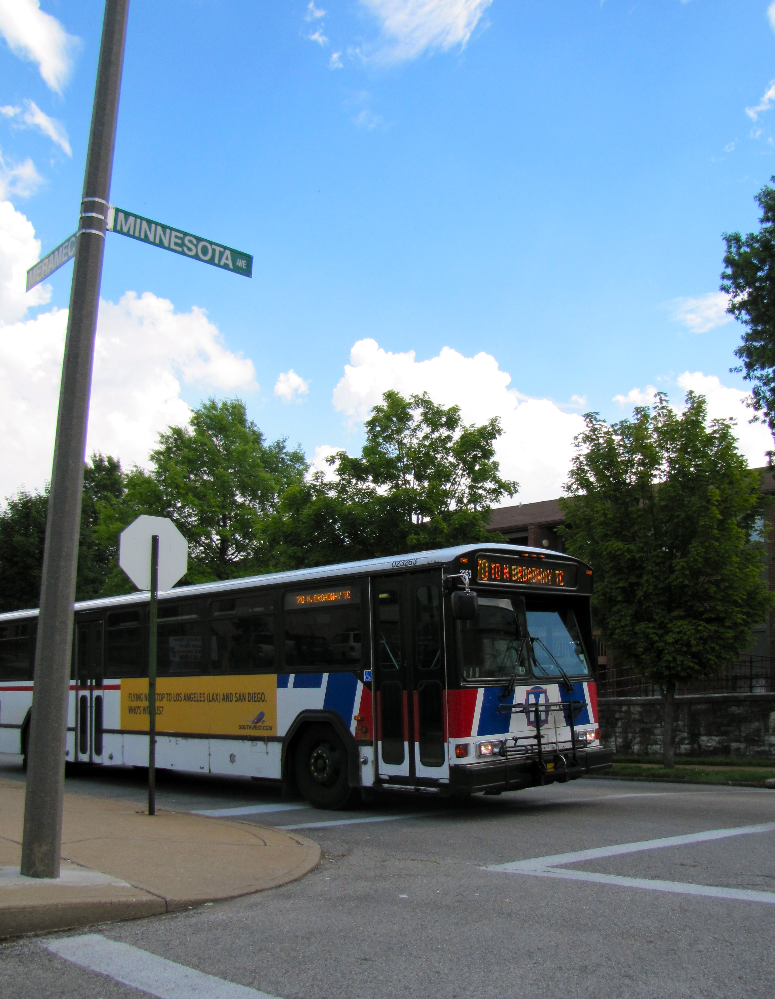 What S Your Favorite Bus Route Metrostlouis Org Site