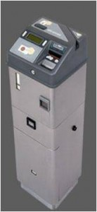 Smart Card farebox