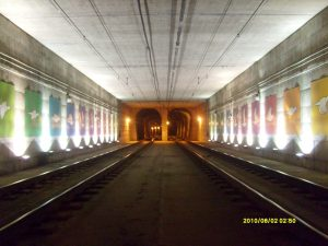 metrolink tunnel