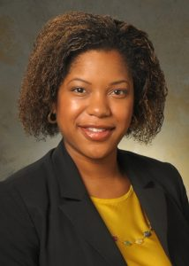 Commissioner Aliah Holman