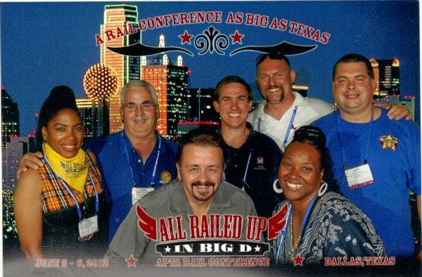 Metro Rail Rodeo Team in Dallas, TX