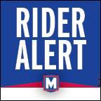 Metro Rider Alert