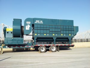 Advanced Recycling Systems Dust Collector