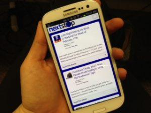 Mobile NextStop