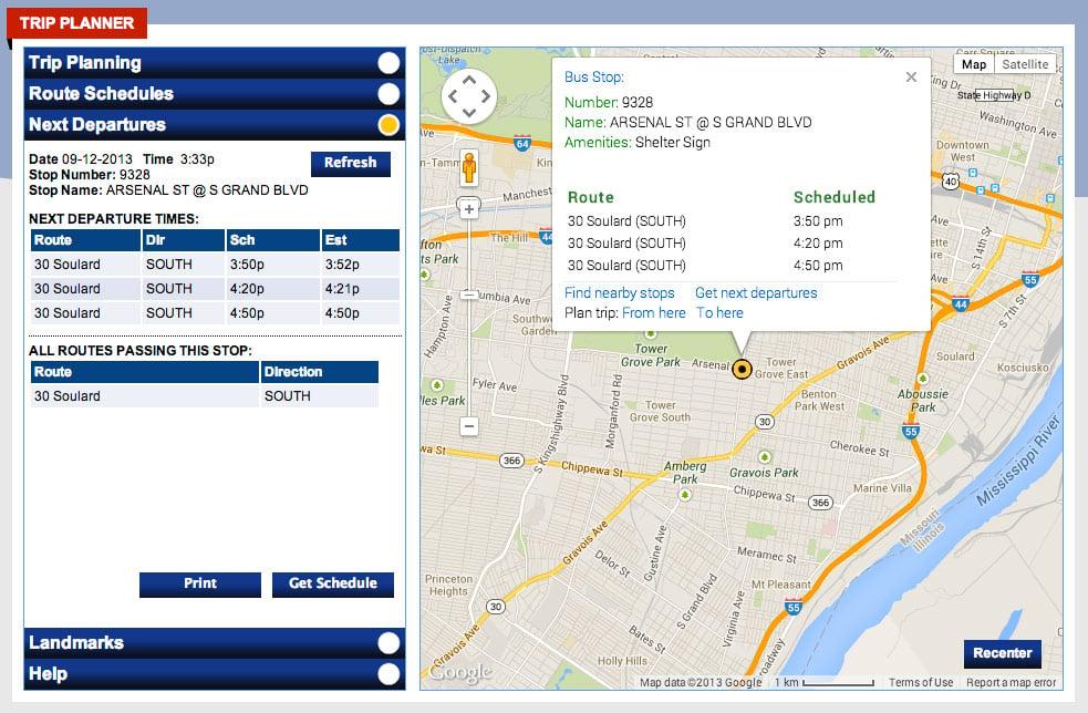 DepartureTimes_ScreenShot (2)