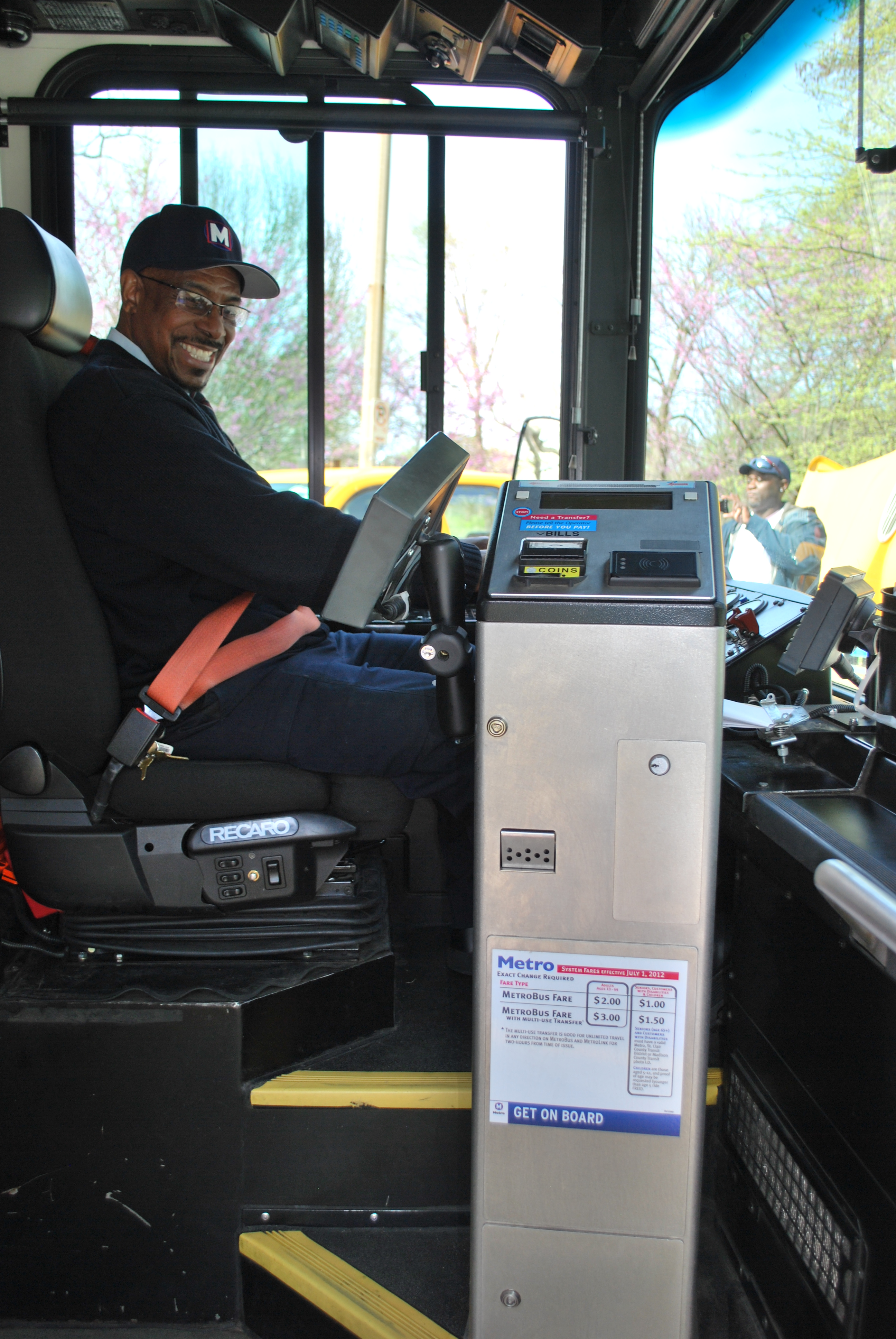 Metrobus Fare Collection Changes Starting October 14