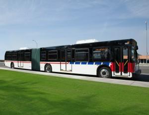 artic bus