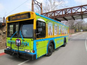 Forest Park Trolley