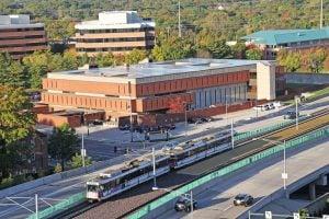 MetroLink Clayton