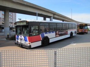 MetroBus Downtown
