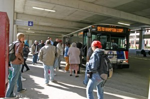 MetroBus Passengers