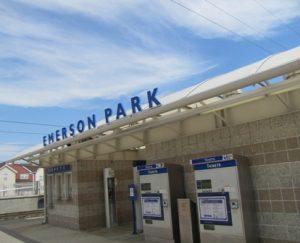 Emerson Park TVM