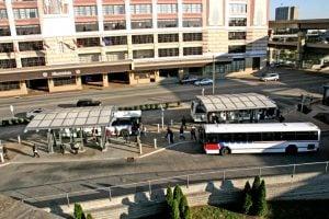 Civic Center Transit Center
