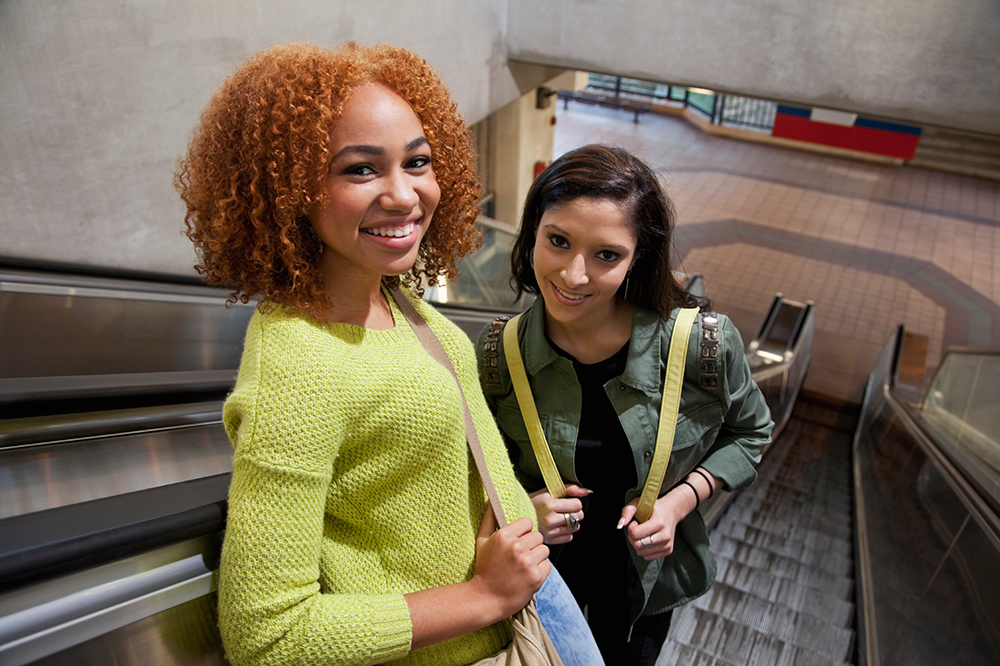 women-shopping-transit-istock
