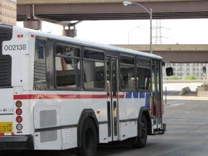 MetroBus Rear