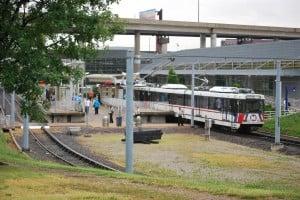 Civic Center MetroLink Station