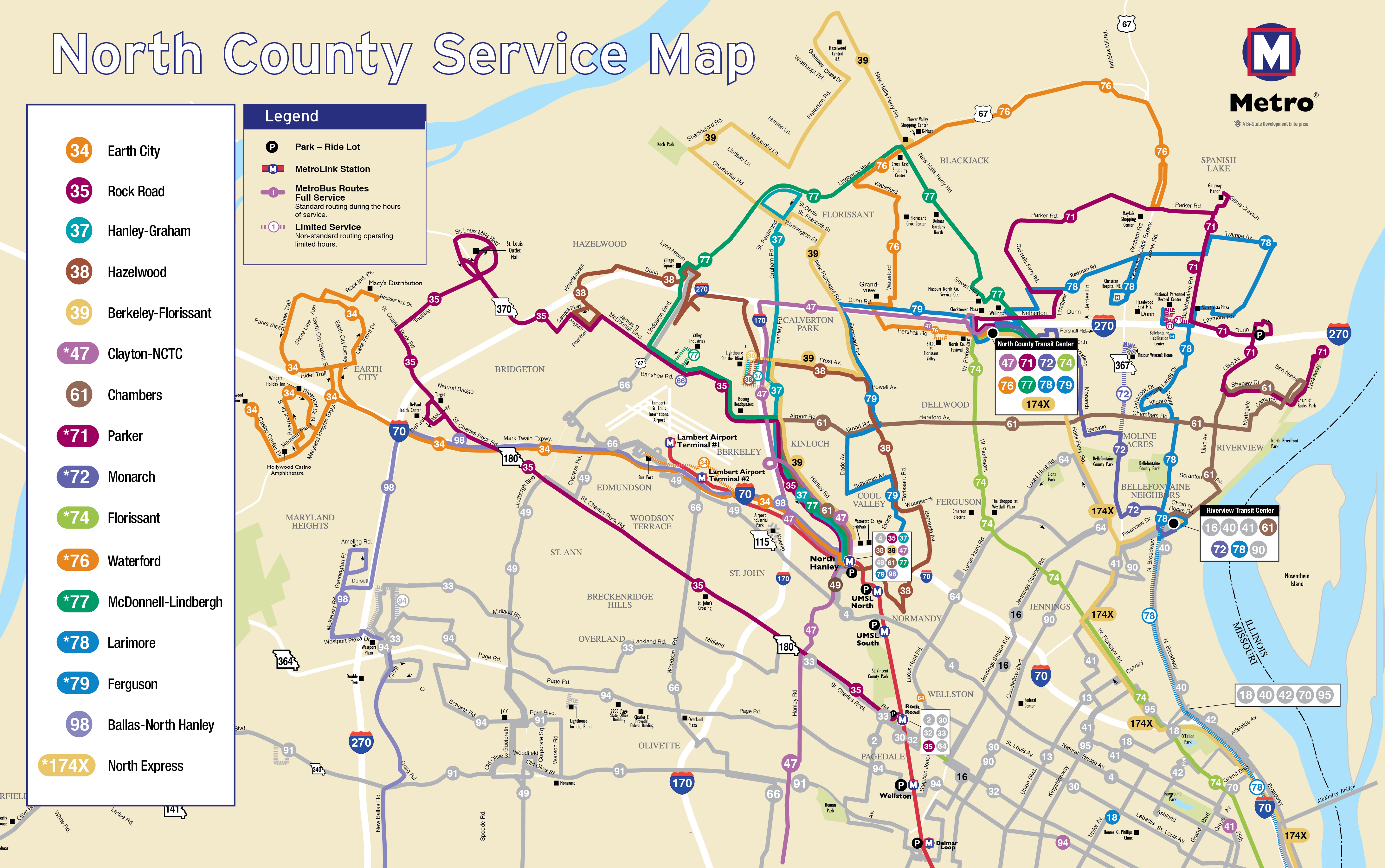 Metro Releases New North County Service Plan