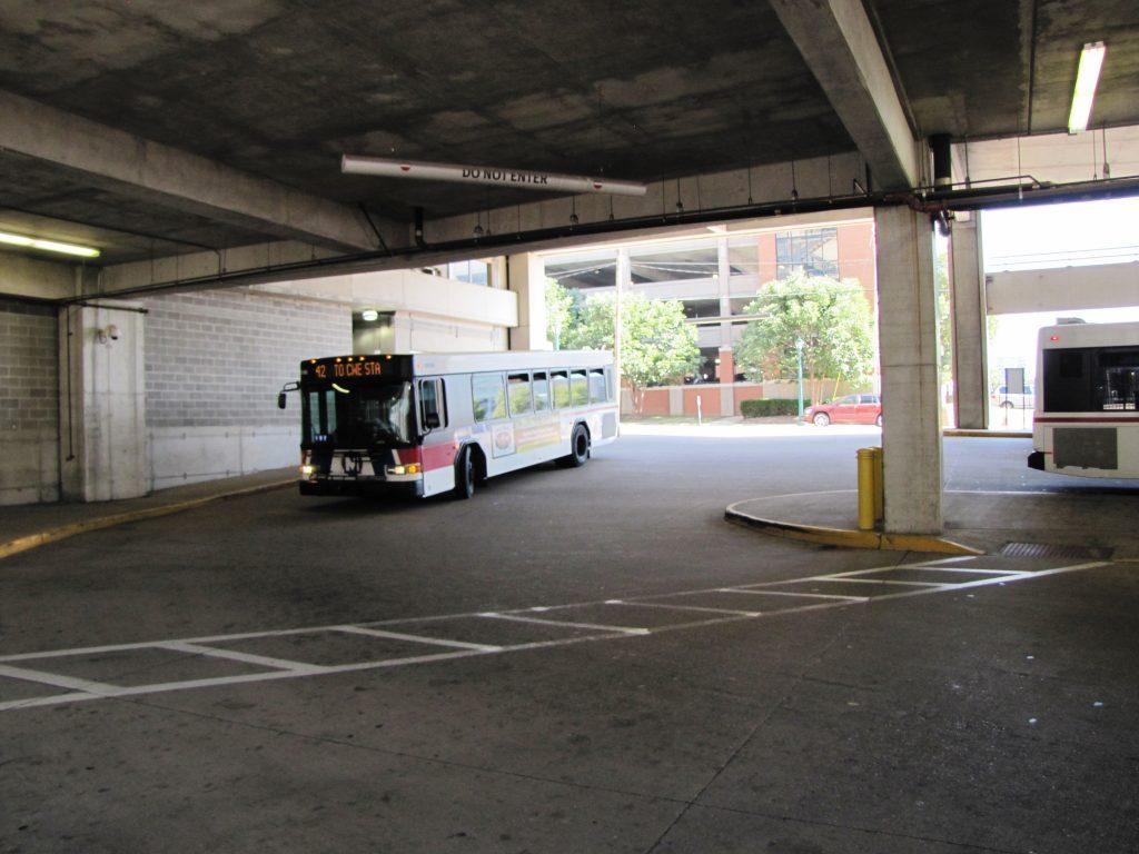 Central West End Transit Center