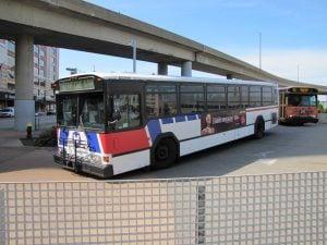MetroBus Civic Center