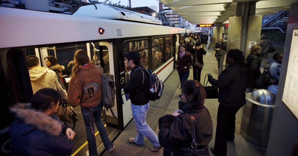 MetroLink Passengers