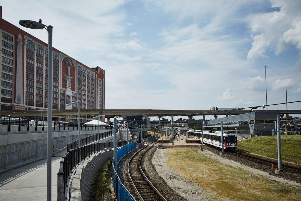 Metrolink Tracks
