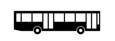 icon of a standard bus