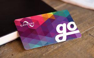 Gateway Go Card