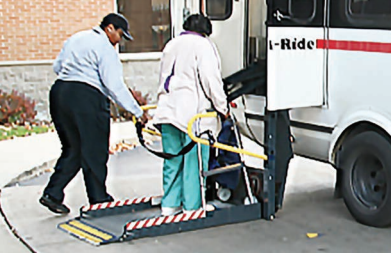 Metro Call-A-Ride Accessibility
