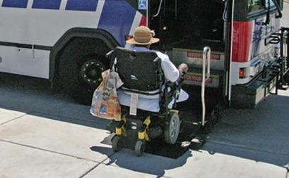 MetroBus Accessibility