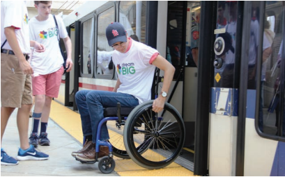 MetroLink Accessibility
