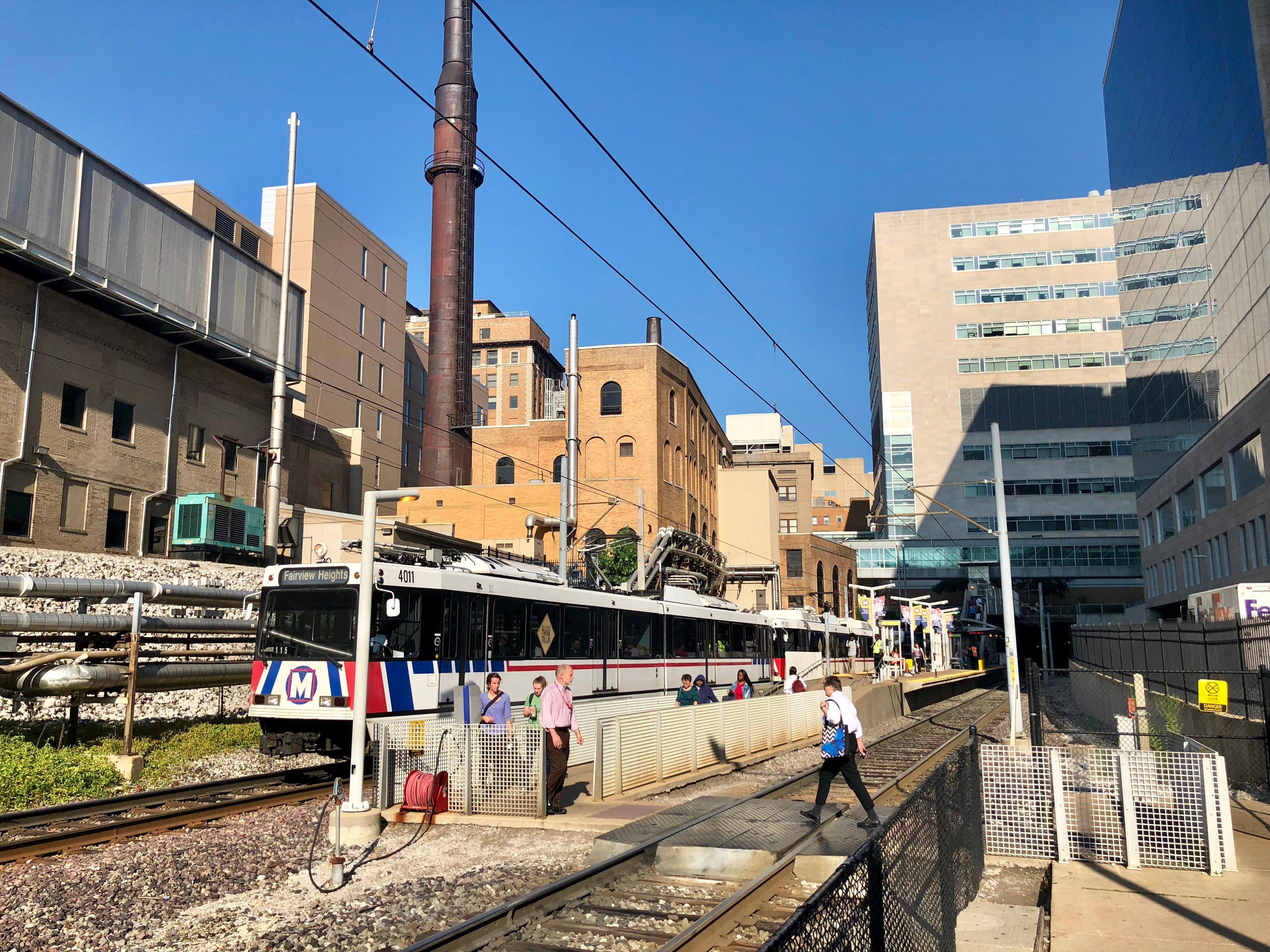 Construction to Begin on Central West End MetroLink Station