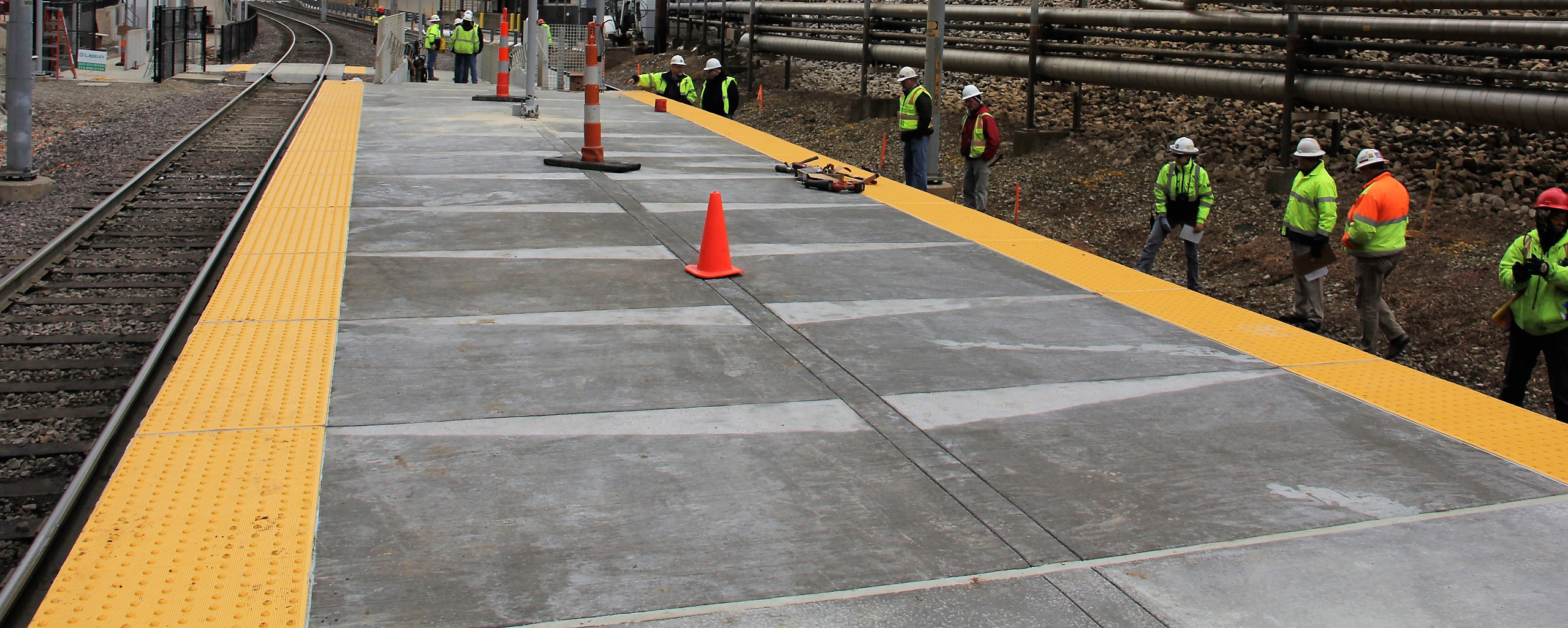 Read More | Metro Transit riders who board and exit trains at the busiest station on the 46-mile MetroLink system, the Central West End MetroLink Station, will begin using a newly constructed section of the platform on Friday, January 25.