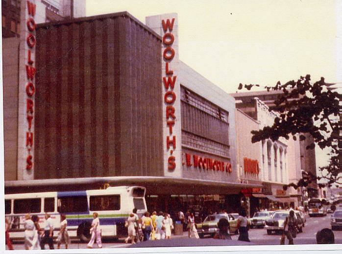 Old Woolworth's Building
