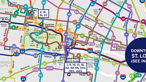 System Maps - Metrostlouis.org Site   Metro Transit – St. Louis