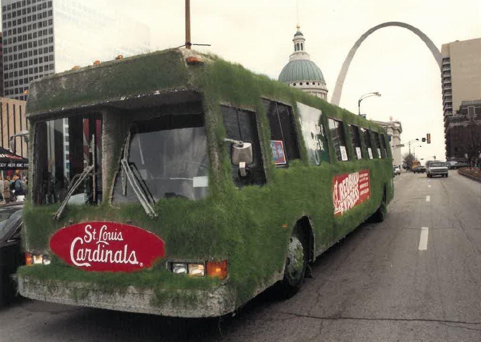 Grass Bus