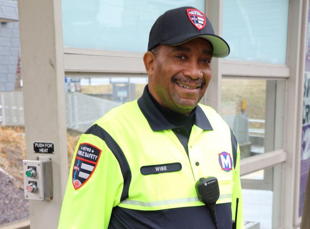new security uniform