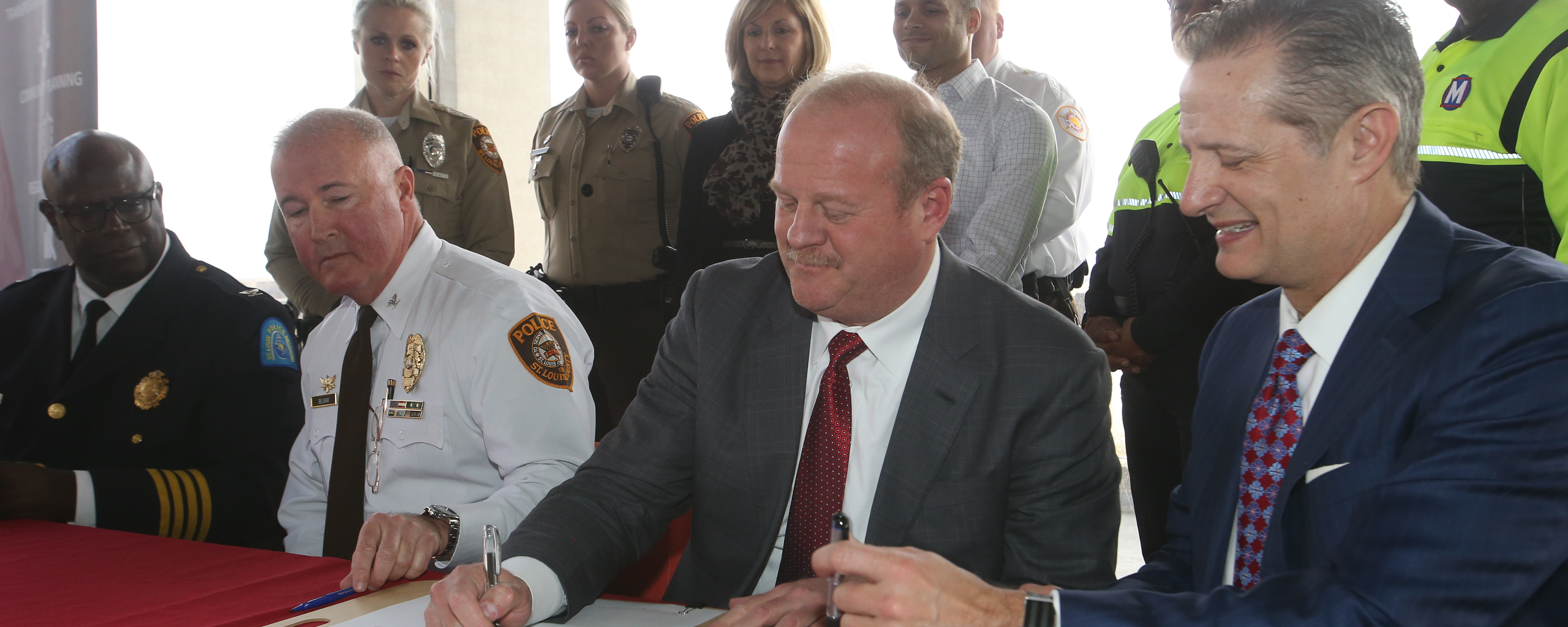 Read More | Signing of Transit Security Agreement