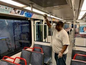 Metro Transit Addressing Coronavirus