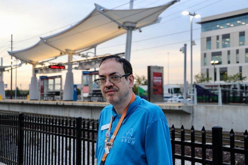 Stephen, a Metro Transit rider