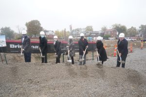 Groundbreaking photo of Expo at Forest Park