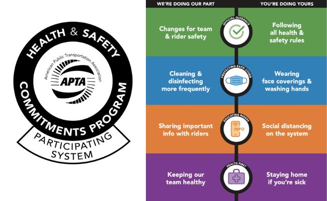 American Public Transportation Association (APTA) Health & Safety Commitments Program