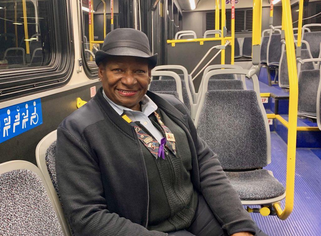 Sonseeahray - MetroBus Operator