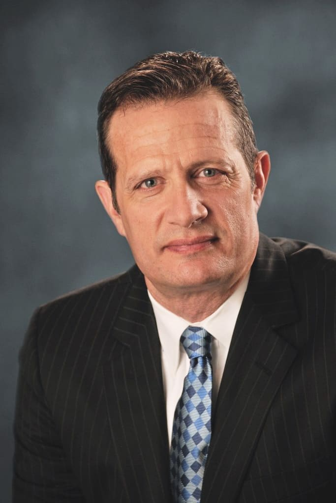 Taulby Roach, President and CEO of Bi-State Development